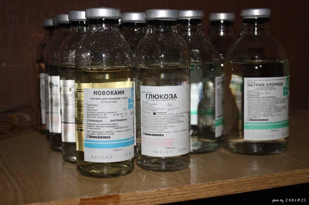 Глюкоза при туберкулёзе
